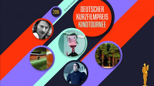 Kinotournee Deutscher Kurzfilmpreis